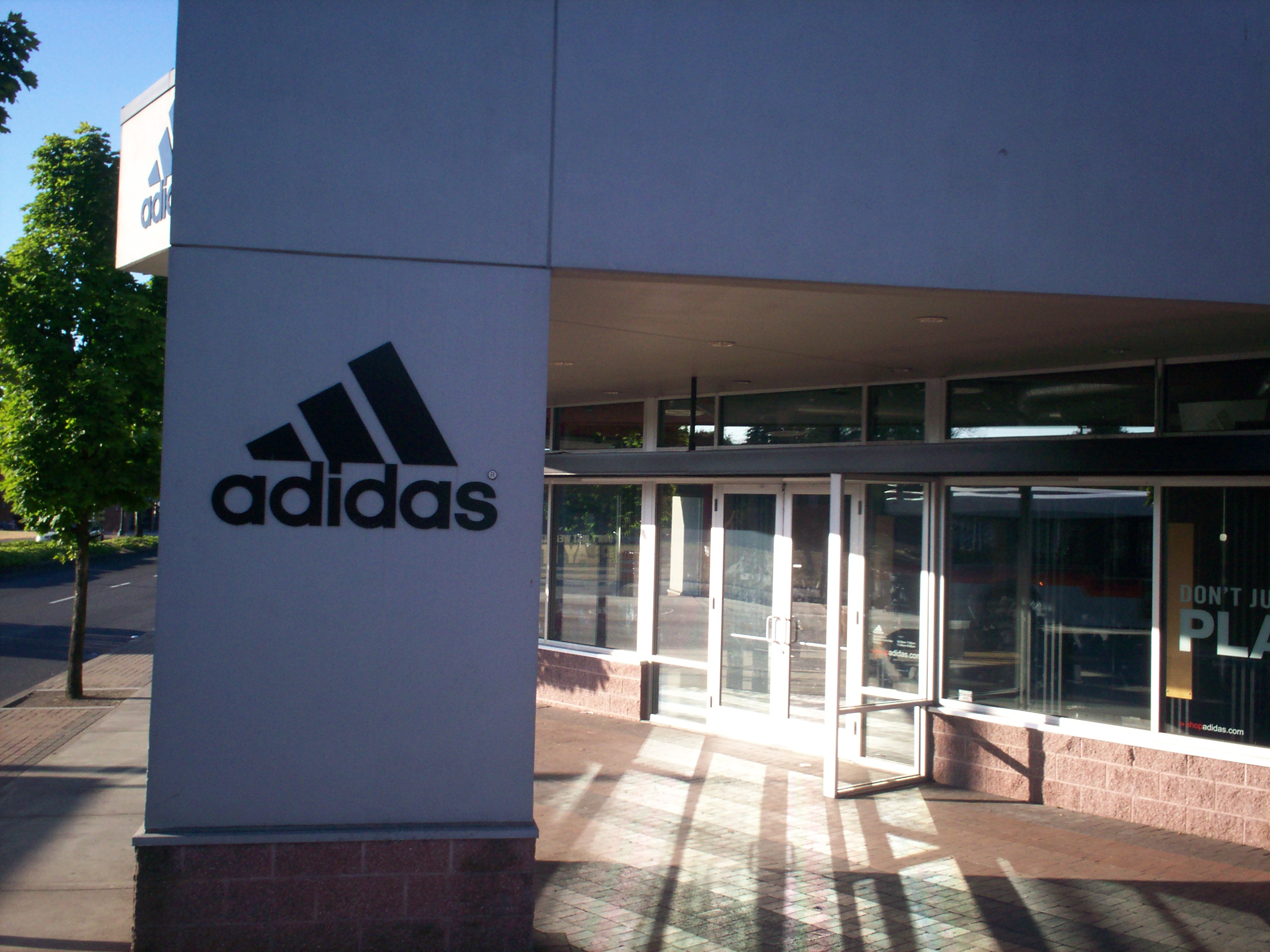 adidas premium outlet application